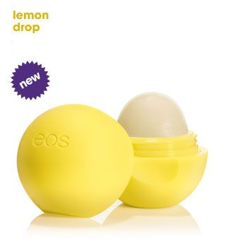 eos Lip Balm Sphere - Lemon Drop SPF 15
