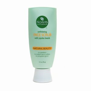 Noah's Naturals Exfoliating Face Scrub with Jojoba Beads