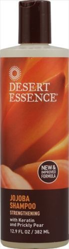 Desert Essence Body-Boosting Shampoo with Organic Jojoba Oil