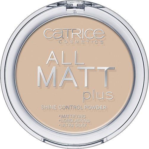 Catrice All Matt Plus - Shine Control Powder reviews, photo, ingredients - Makeupalley