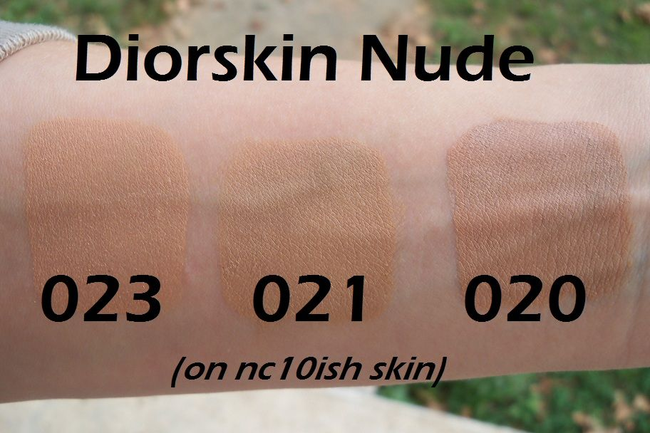 Diorskin Nude Skin-Glowing Foundation by Dior #13