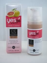 Yes To Yes to Grapefruit CC Cream - Light
