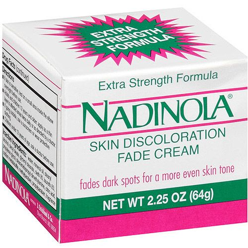 Nadinola Fade Cream Reviews Photos Ingredients Makeupalley