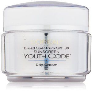 L'Oreal Youth Code Dark Spot SPF 30 Day Cream Moisturizer