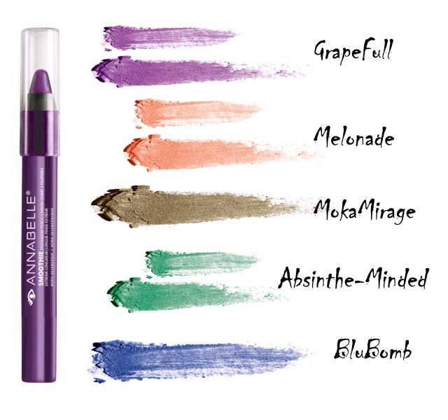 Annabelle Smoothie Eyeshadow Pencil
