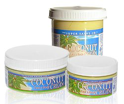 Super Salve Comapny Coconut Cream