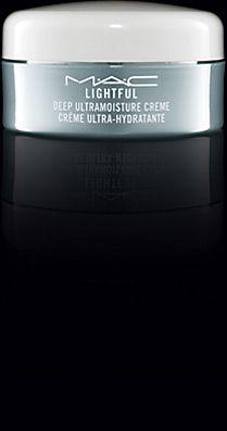 MAC Lightful Deep Ultramoisture Cream