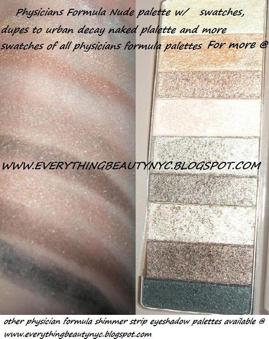Physicians Formula Shimmer Strips Custom Eye Enhancing Shadow And