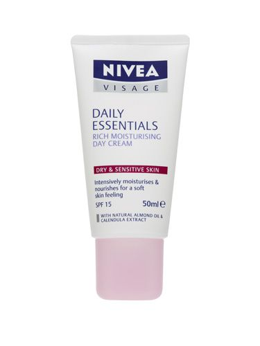 Nivea rich moisturizing day cream