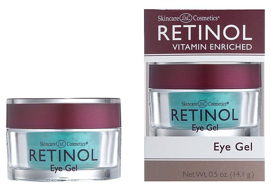Skincare Cosmetics  - Retinol Eye Gel