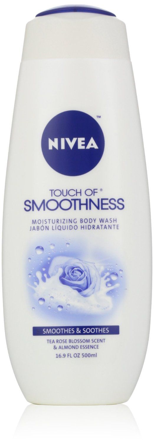 Nivea - Touch of Smoothness body wash (Uploaded by michali)