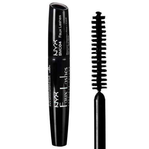 NYX Faux Lashes Fiber Infused Luscious Volume