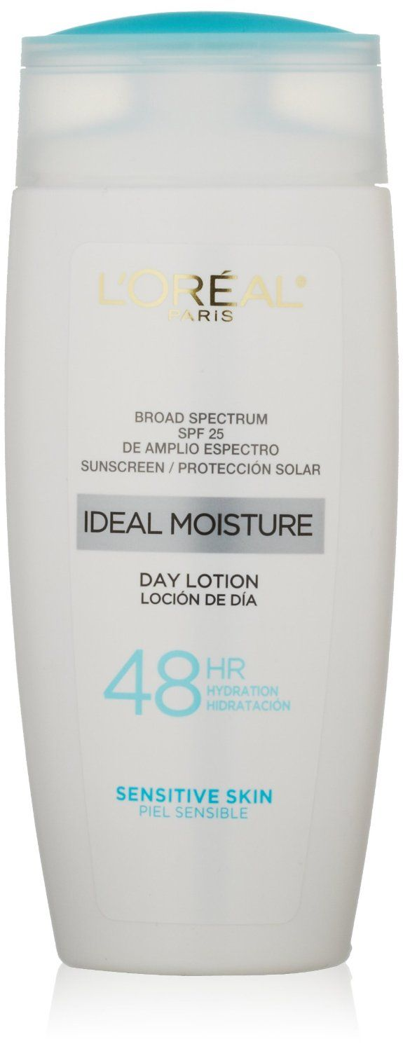 L'Oreal Ideal Moisture 48hr SPF25 Sensitive Skin
