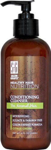 Salon Grafix Citrus Creme Conditioning Cleanser - Normal Hair