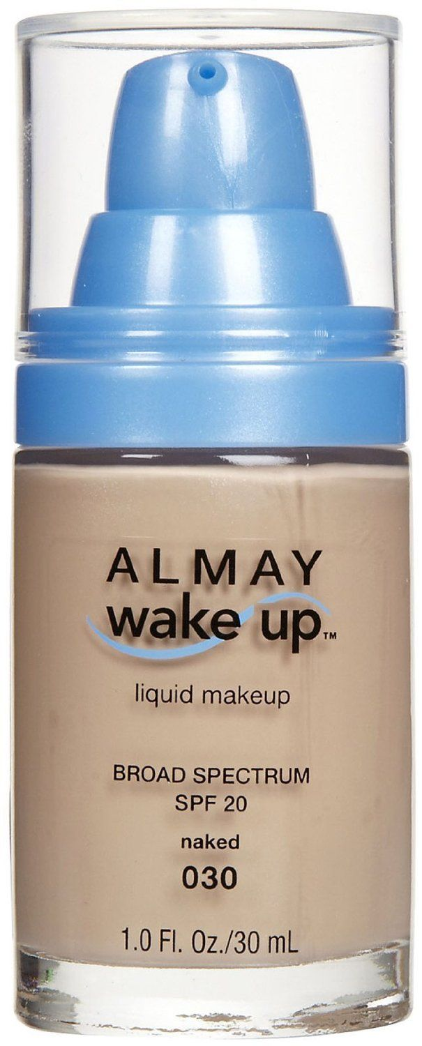 Almay Wake-up liquid foundation