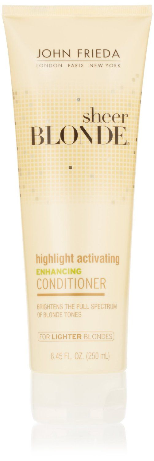 John Frieda Sheer Blonde Instant Conditioner and Highlight Enhancer