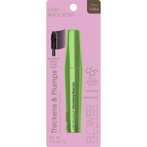 FLOWER Beauty Lash Knockout Volumizing Mascara