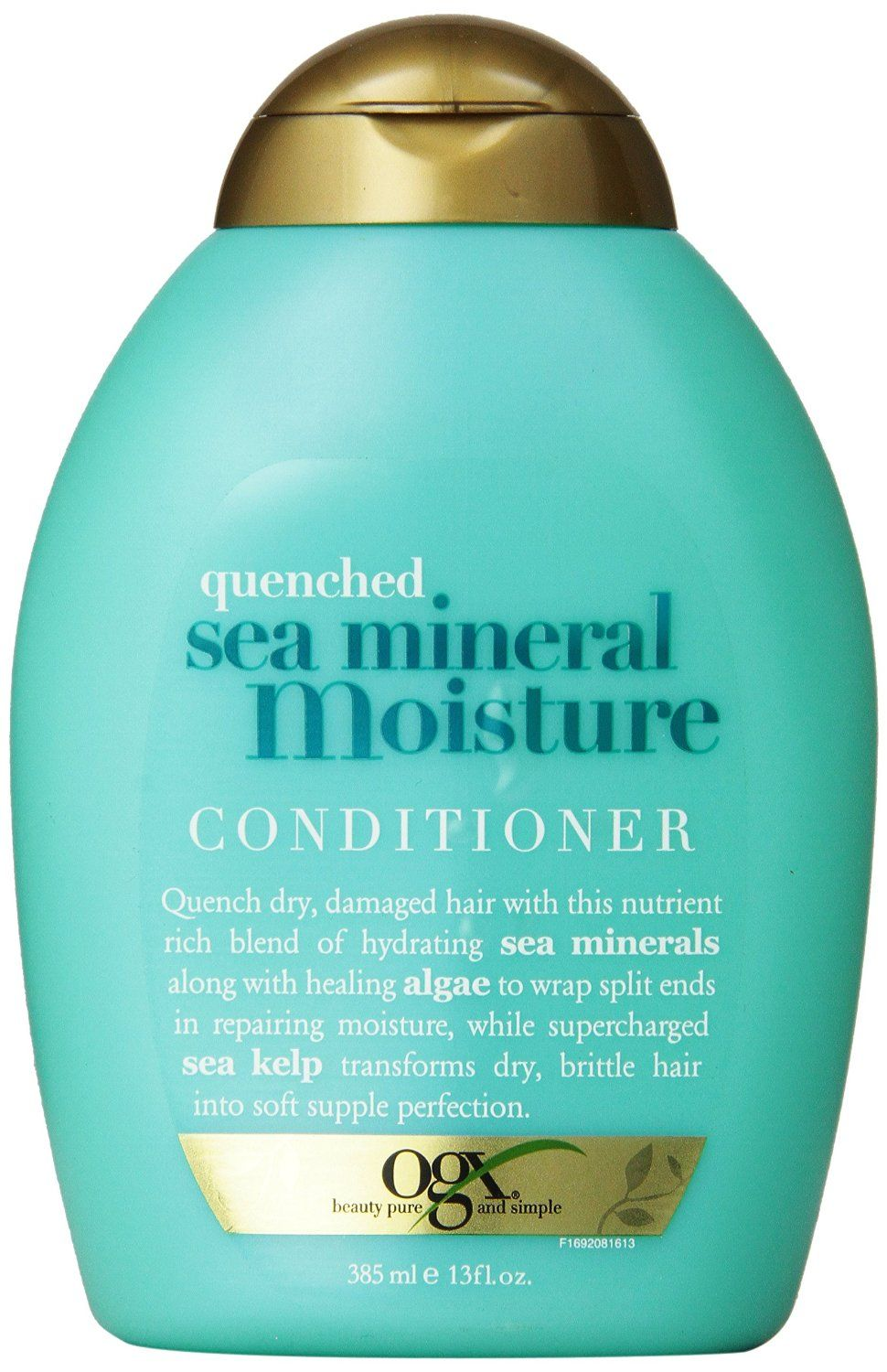 Organix Sea Mineral Conditioner