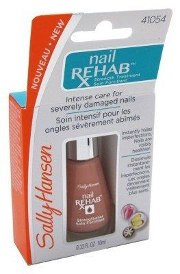 Sally Hansen Recover Nail Rehab System Reviews Photo
