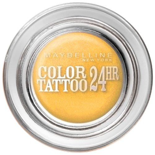 Maybelline Color Tattoo - Bold Gold / Eternal Gold