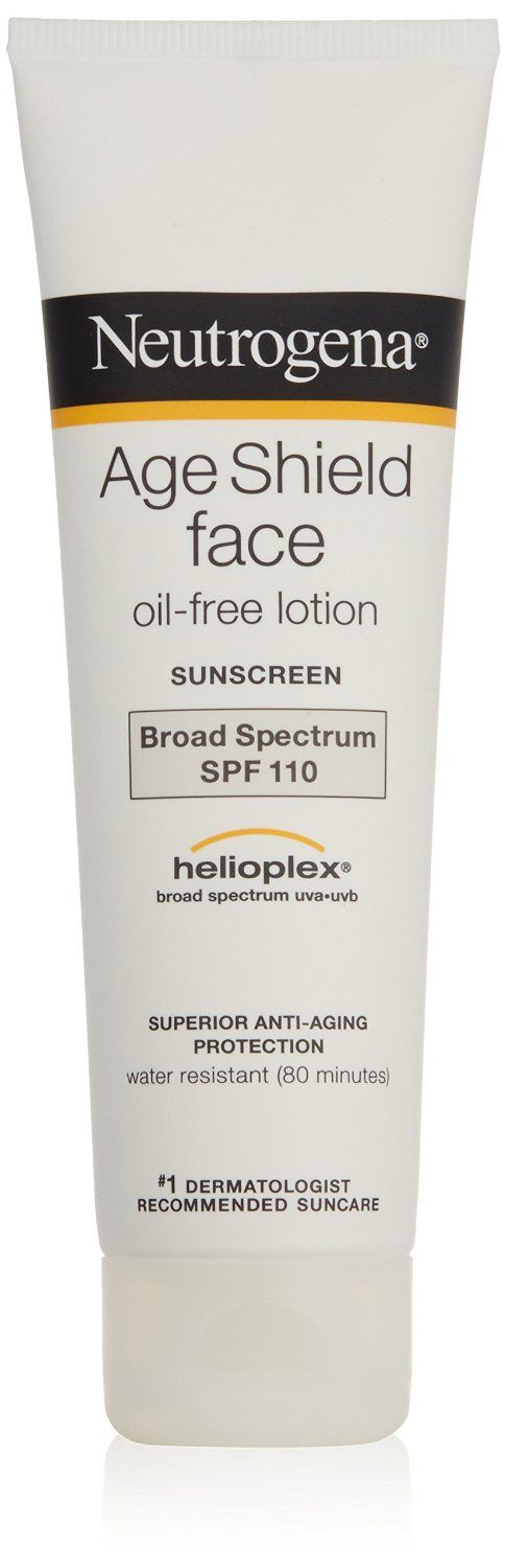 Neutrogena Age Shield Face- SPF 110 waterproof