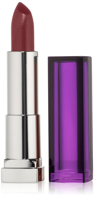 Maybelline Color Show Nail Art Masterclass: Maybelline New York Color Sensational Creamy Matte Lip