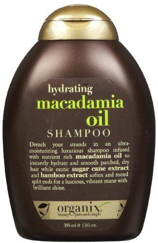 Organix Macadamia Oil Natural Hair