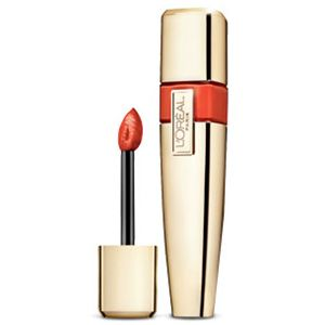 L'Oreal Colour Riche Caresse Wet Shine Stain - Coral Tattoo