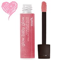mark. Glow Baby Glow  Hook-Up Lip Gloss - Pink Crush