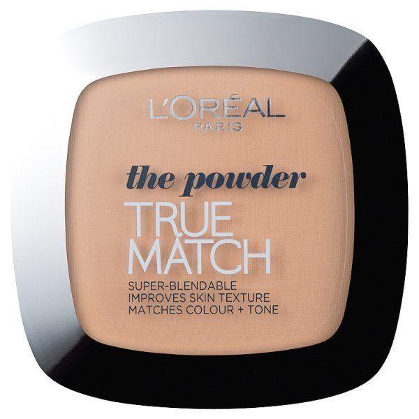 ... L'Oreal True Match Powder UK