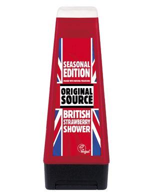 Original Source British Strawberry Shower