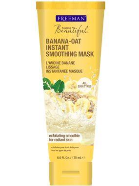 Freeman Banana-Oat Instant Smoothing Mask