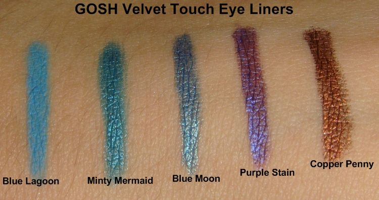 Gosh Velvet Touch Eyeliner Reviews Photos Makeupalley