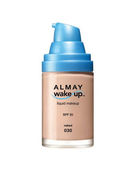 Almay Wake Up Liquid Makeup Energizing SPF 15