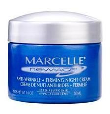 Marcelle New Age anti-wrinkle + firming Night Cream