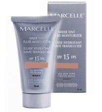 Marcelle Sheer Tint Fluid Moisturizer SPF 15