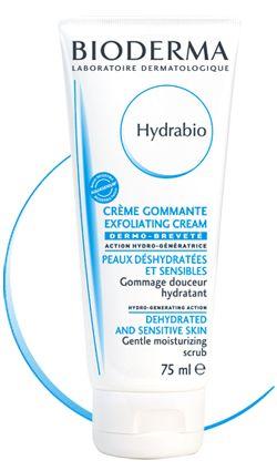 Bioderma Hydrabio Exfoliating Cream