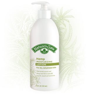 Nature S Gate Hemp Lotion Review