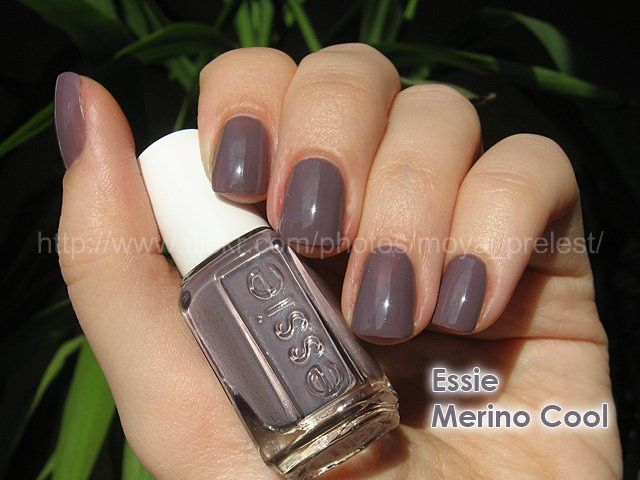 Essie Merino Cool Free Shipping At Nail Polish Canada