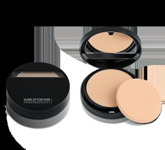 Make Up For Ever Duo Mat Powder foundation Powder reviews, photos ...