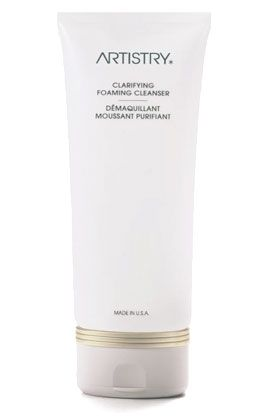Artistry Clarifying Foaming Cleanser