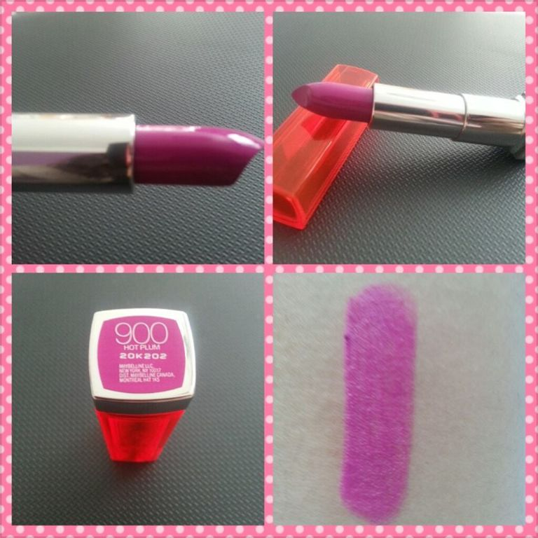 Maybelline Vivids Hot Plum