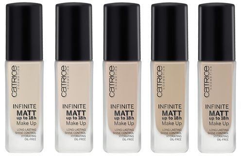 Catrice Infinite Matt Make Up [DISCONTINUED]