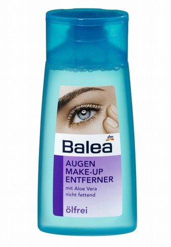Balea  Oil Free Eye makeup Remover