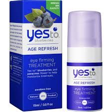 Yes To Yes To Blueberries Eye Firming Treatment Cream