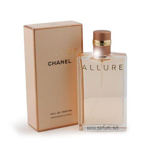allure perfume for women