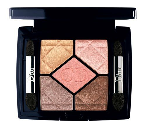 Dior 5 Colour Iridescent Eyeshadow -  Crush Glow 659