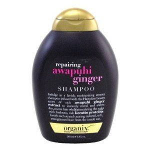 Organix  Repairing Awapuhi Ginger Shampoo