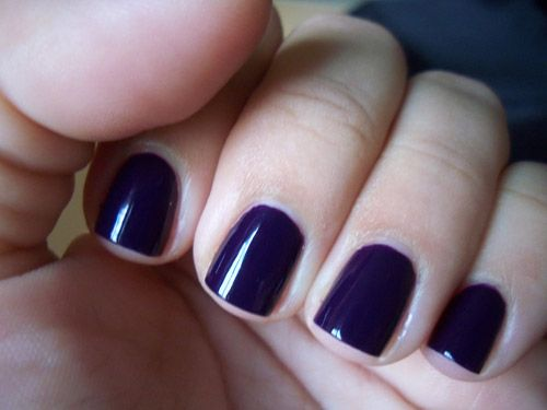 Opi Sapphire In The Snow Reviews Photos Ingredients