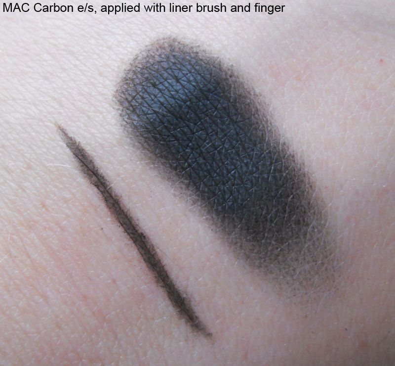 MAC Matte - Carbon reviews, photos, ingredients - Makeupalley